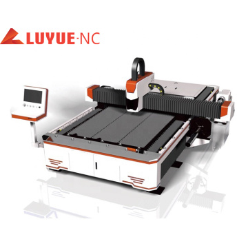 Steel Iron Metal CNC Fiber Laser Cutting Machine