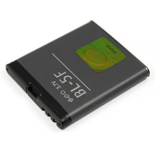 Factory original mobile battery BL-5F for Nokia battery