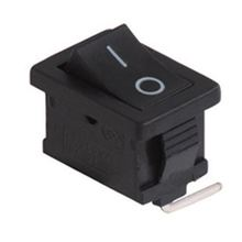 Rocker Switch With PC terminals