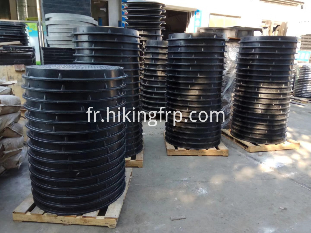 Plastic Resin SMC Manhole Cover