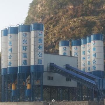 Myanmar mini ready mixed concrete batching plant