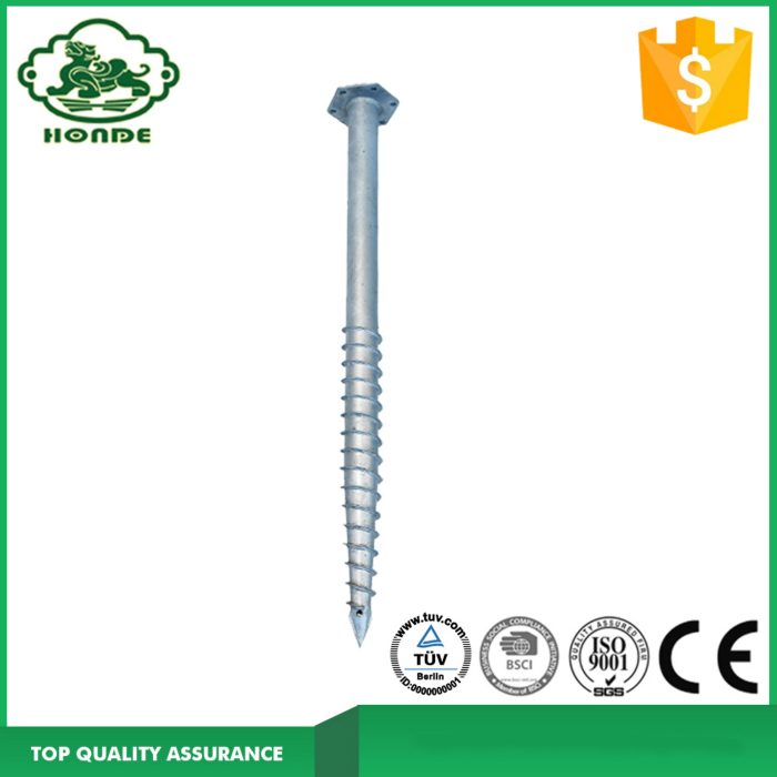 Solar Mounting Screw Pile