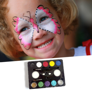 Wholesale price stable quality for Kids Party Painting No stain simple face Painting Set for kids export to Estonia Manufacturer