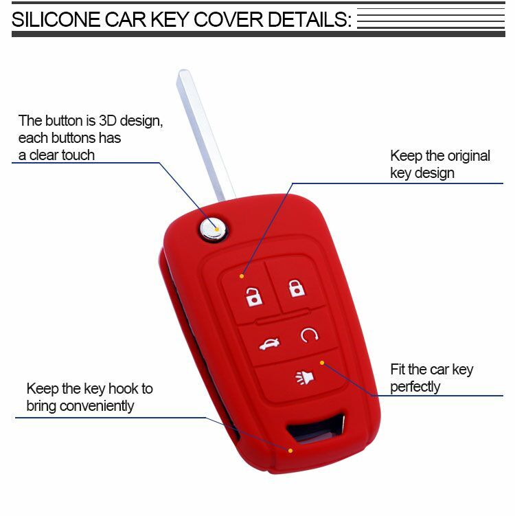remote car key shell