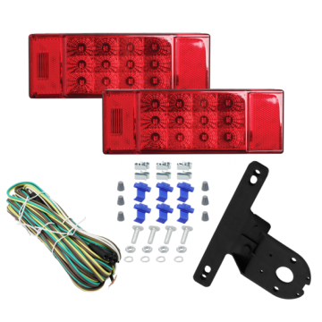 New Design LED Trailer Light Kit