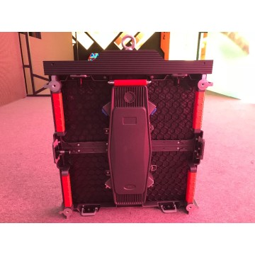 HD P4.81 SMD outdoor rental led display screen