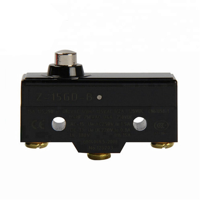 Z-15GD-B-spdt-15A Micro Switch