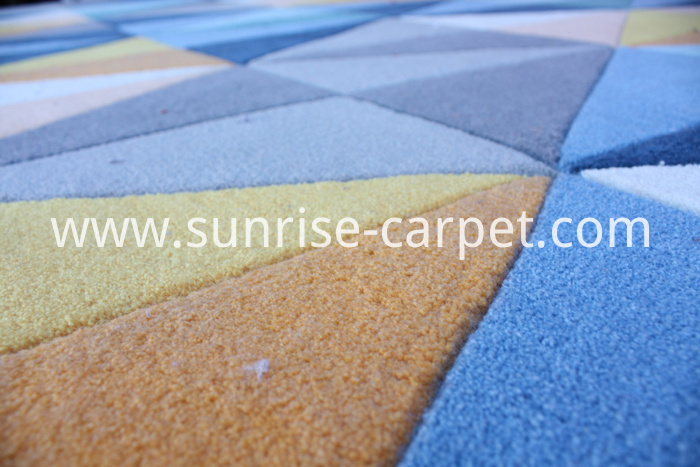 Acrylic Hand Tufted Carpet
