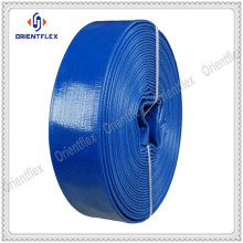 China for Flat Pvc Hose Heavy duty agriculture pvc layflat water irrigation hose supply to Portugal Factory
