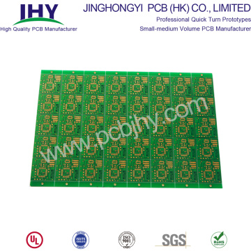 Green Solder Mask 4 Layers PCB