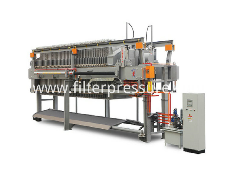 sweage membrane filter press 10