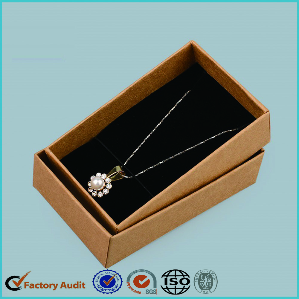 Craft Paper Jewelry Box Bracelet Box