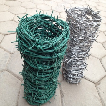 LOW price factory direct theftproof barbed wire