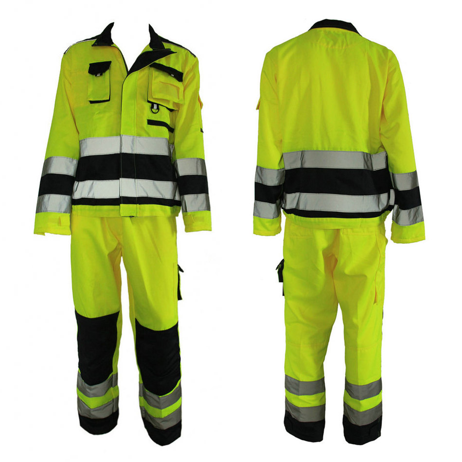 reflective work suit B17-X