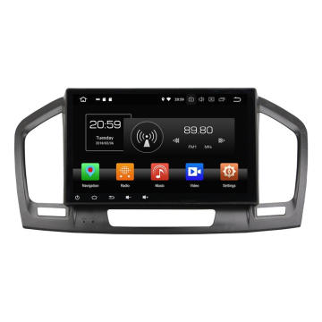 Insigina 2009-2012 car dvd player touch