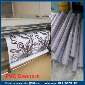 Cheap Outdoor PVC Banners and Signs