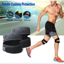 Factory For for China Knee Strap,Brace Strap Knee,Elastic Knee Straps Supplier customized patella cushion pad knee brace export to Wallis And Futuna Islands Supplier