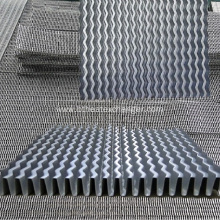 Manufacturing Companies for Aluminum Fin Wavy Fin for Agriculture Machinery Radiator export to Estonia Exporter