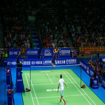 ENLIO PVC sports floor for Badminton