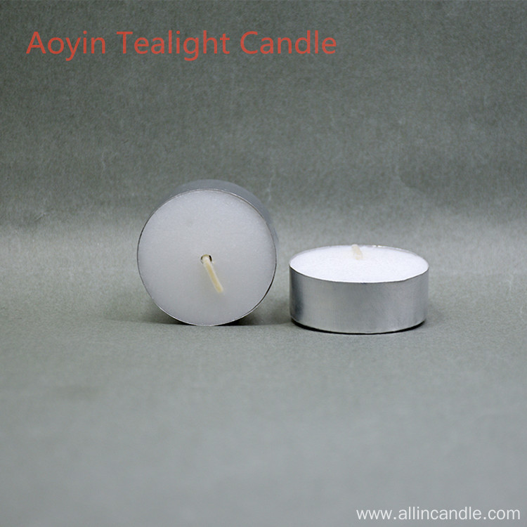 10g 12g Shrink Package Belgium Tealight Candle