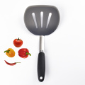 kitchen stainless steel silicone cooking spatula for baking