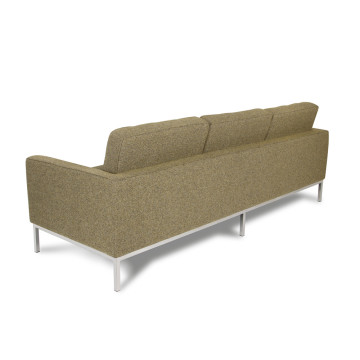 Fabric Florence Knoll Sofa Reproduction