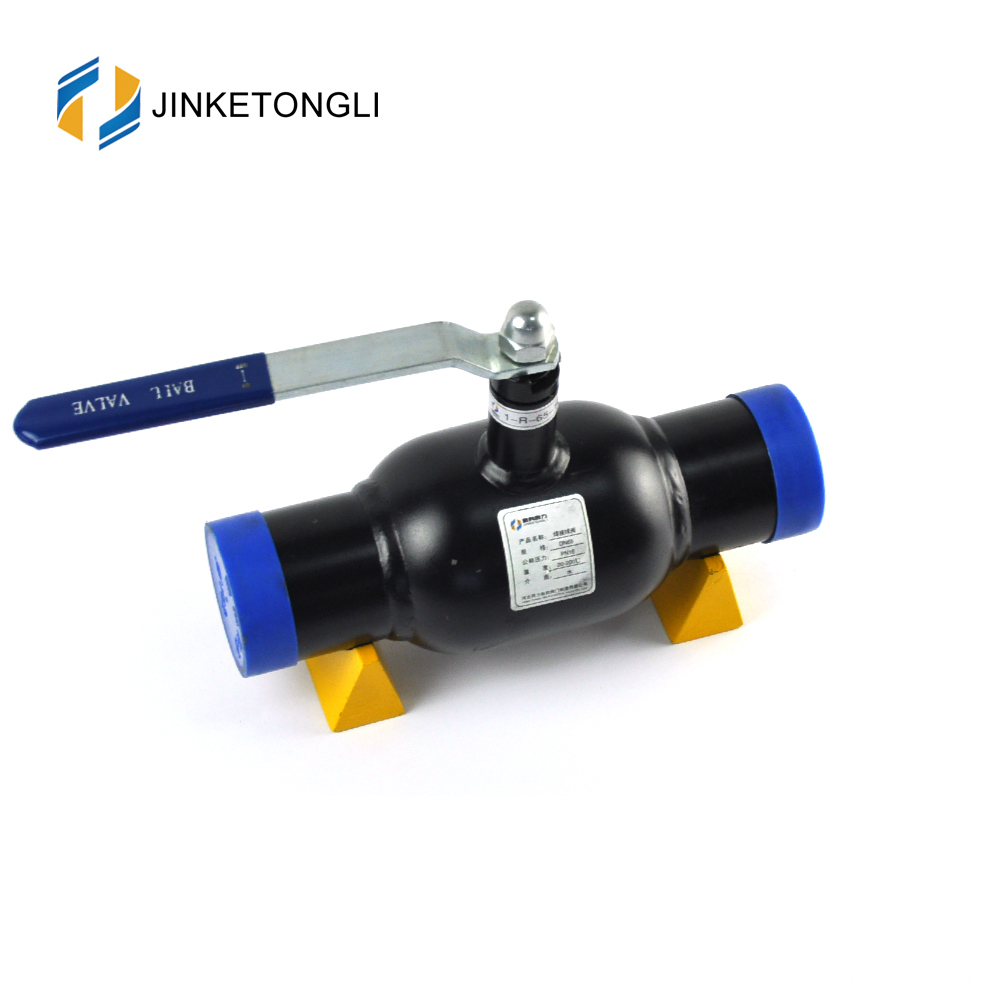 JKTL2B027 ss316 90 degree api 6d ball valve