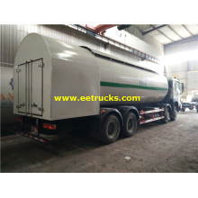 10000l SINOTRUK LPG Dispenser Tank Trucks