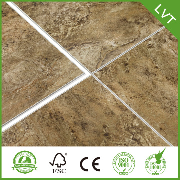 3mm loose lay vinyl plank waterproof pvc flooring