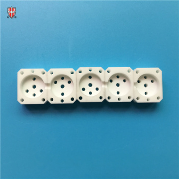 high precision custom alumina ceramic machined parts