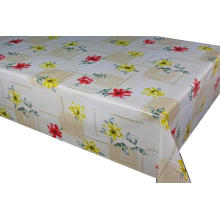 Pvc Printed fitted table covers Table Linens Baltimore