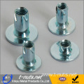 Zinc Plated Round Base Propeller T Nuts