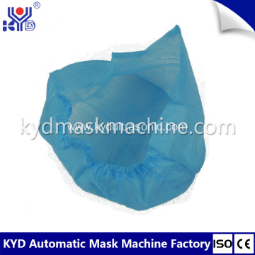 Fully-auto Disposable Surgical Cap Making Machine