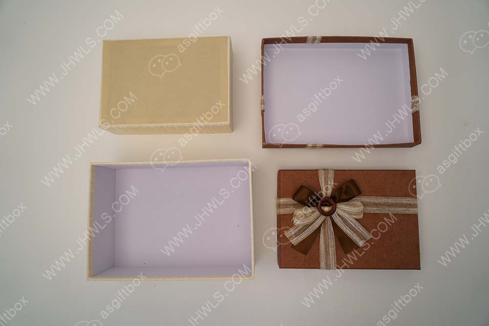 Leather Surface Gift Box