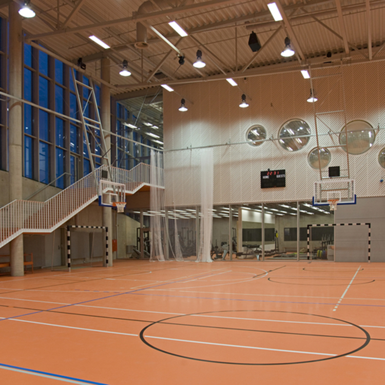 Basketball Flooring Pvc