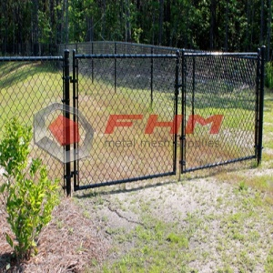 Chain Link Fence Gate for Frame Walk