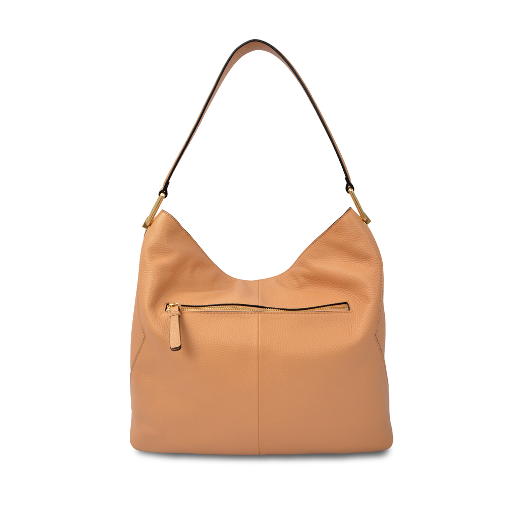 Genuine Leather Shoulder Hobo Bags for Women