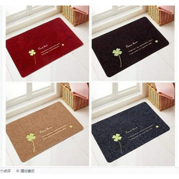 2019 beautiful custom embroid door mat