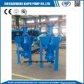 Vertical slurry pump for flotation froth slurry