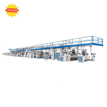 JL Corrugated cardboard production line