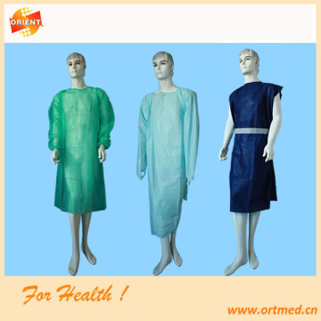High quality disposable sterile surgical gowns