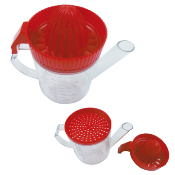 2 in 1 Oil Pot with Squeezer