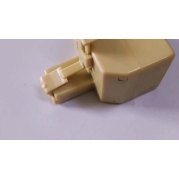 Cable de red RJ45 8P8C de 3 vías 8P8C
