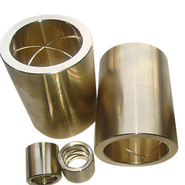 OEM Custom Brass Casting with CNC Machining