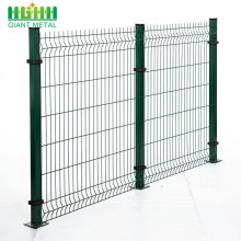 6x6 Reinforcing Green Welded Wire Mesh Fence
