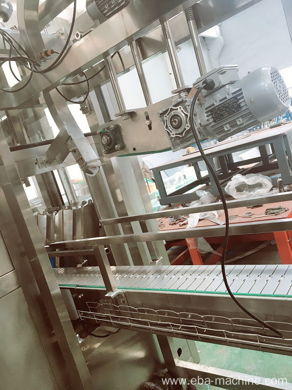 120BPH 5 Gallon Drink Mineral Water Production Line