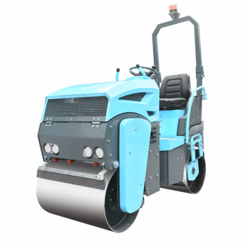 Low Price New Mini Road Roller Compactor