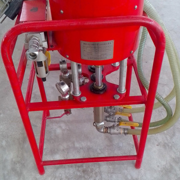 Pnuematic Injection Pump From Machinery Series