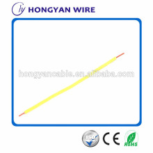 2015 Top Quality PVC insulated non-sheathed flexible electric wire solid BVR6mm