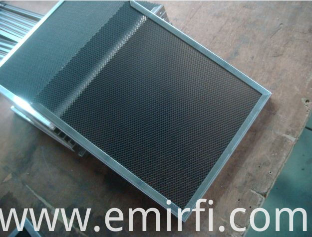 aluminum honeycomb vent panel